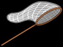 Butterfly Net render