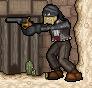 McCoy 2 Grey Shooting Enemigo