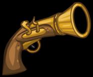 Hatfield's Pistol render