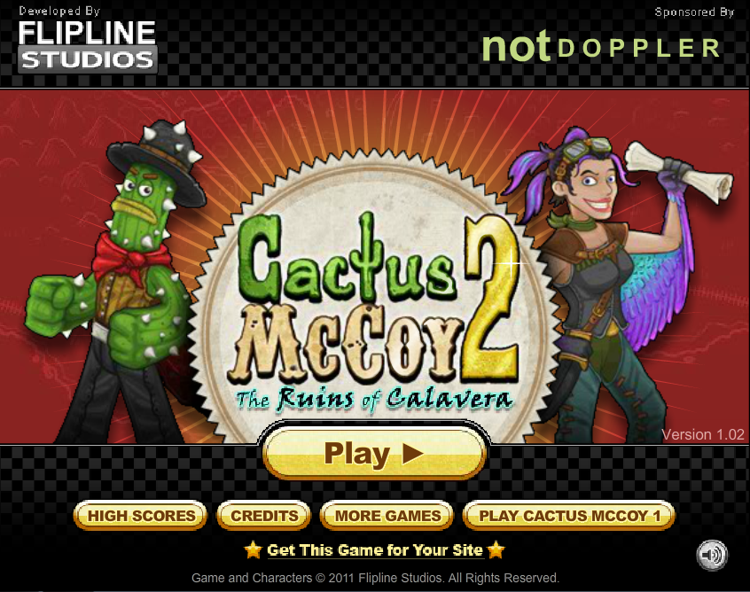 cactus mccoy 2 pc