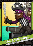 Scallywags Flipdeck