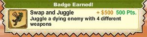 Swap and Juggle
