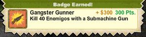 Gangster Gunner