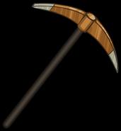Pickaxe render