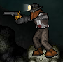 BT Grey Shooting Enemigo