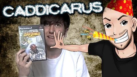 CRINGING AT MY FIRST VIDEO - Caddicarus