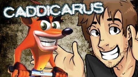 Crash'm Bash'm - Caddicarus