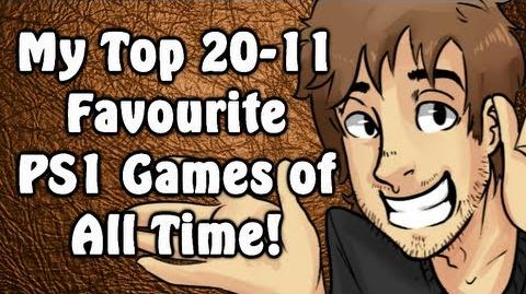 My Top 20-11 Favourite PS1 Games of All Time! - Caddicarus