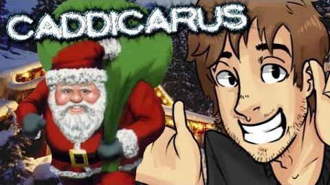 Santa Claus Saves the Earth - Caddicarus