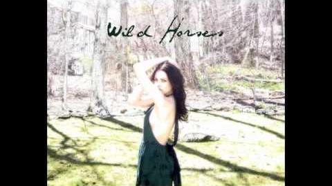 Wild Horses Cover- Liz Gillies
