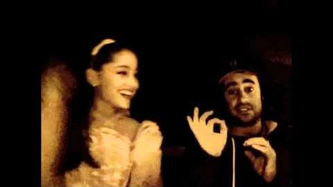 Talking about my album - Ariana Grande and Matt Squire