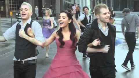 (raw footage) Put Your Hearts Up - Ariana Grande