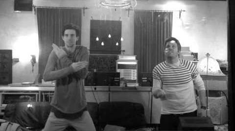 Studio memories Writing with 3OH!3 )