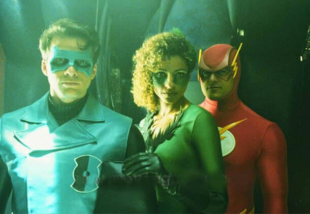justice league show 1