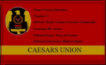 Caesars ID