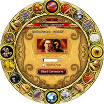 Zodiac Ceremony