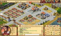Caesary city lvl 3