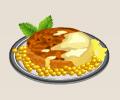 Salmonandcorncakes