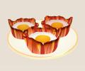 Baconeggcups