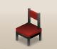 Maroonsidechair