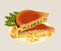 Asparaguscheesesandwich