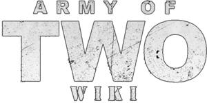 Army of Two logotipo