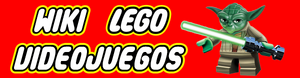 Videojuegos Lego logotipo
