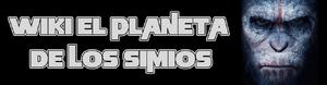 El planeta de los simios logotipo