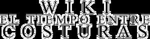 El tiempo entre costuras logotipo