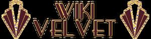 Velvet logotipo