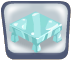 Square Ice Table