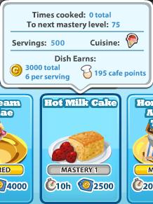 Hotmilkcake