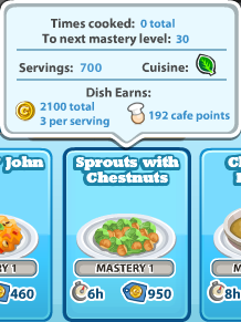 Sproutswithchestnuts
