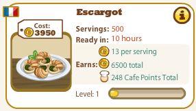 Escargot-Cookbook