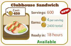ClubhouseSandwich-Cookbook