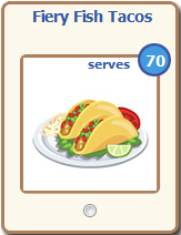 Fiery Fish Tacos Gift