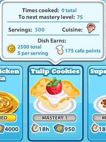 Tulipcookies