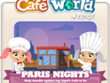 Cafe in Paris Event