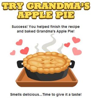 GrandmasLostApplePie-Try
