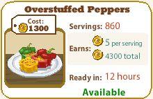 Overstuffed Peppers