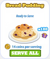 Bread Pudding gift