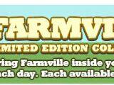Farmville Collectibles