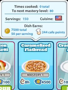 Caramelizedflatbread