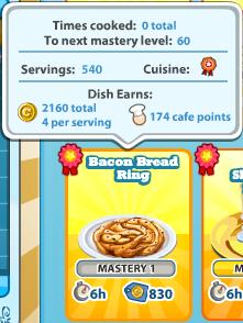 Baconbreadring
