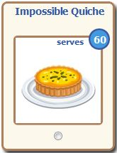 Impossible Quiche Gift