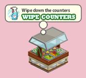 SaladBarWipeCounters