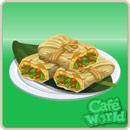 Taste test vegetarian tamales