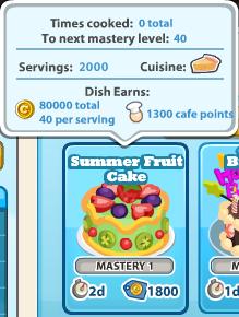 Summerfruitcake