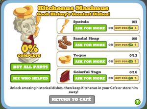 Kitchenusmaximus