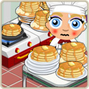 Chef special buttermilk pancakes